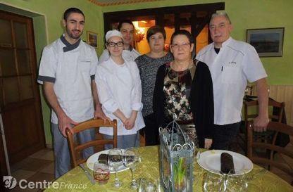 Le restaurant l'Alambic, à Margon, distingué par le Guide Michelin   L'actualité économique du Perche   Scoop.it