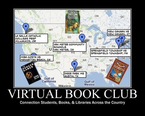 On our somewhat virtual book club « NeverEndingSearch | Libraries & Technology | Scoop.it