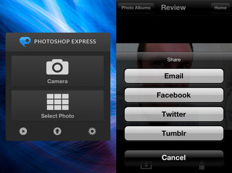 How to Use Photoshop on iPhone | Felix Idea | How To's | Scoop.it