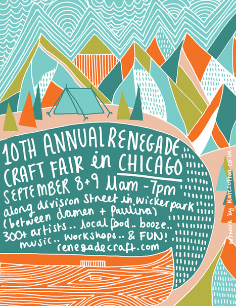 Chicago Info « Renegade Craft Fair | WNMC Music | Scoop.it