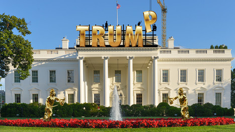 Will Donald Trump cover the White House in gold?   Luxury Homes and Commercial Real Estate   Scoop.it
