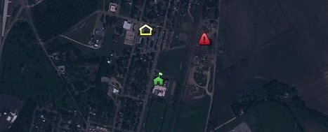 Google Earth Gallery | Web 2.0 for Education | Scoop.it