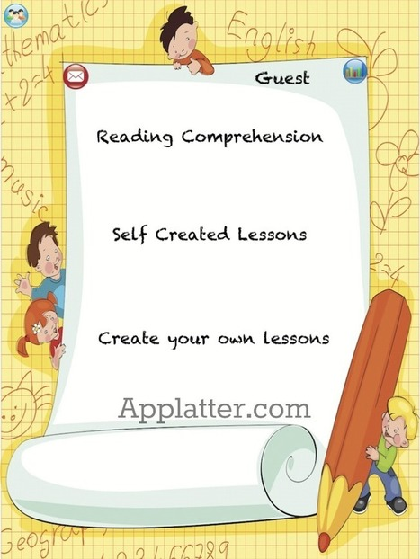 AbiTalk's 5th Grade Science Reading Comprehension App Review ...   Fluency and Comprehension Resources using and ipad in 2nd grade   Scoop.it