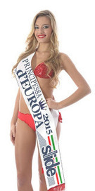 Eventi News 24: Veronica Avanzolini, rappresentante italiana a Miss Europe World, è a Sanremo con Slide   Eventi News 24   Scoop.it
