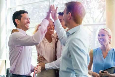 How to Make — and Keep — Work Friends - Money | Cultivate. The Power of Winning Relationships | Scoop.it