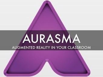 Aurasma: app de realidad aumentada para insertar una historia en un libro en el espacio físico | REFERENCIAS  DOCENTES | Scoop.it