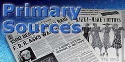 10 Web Resources To Help Teach About Primary Sources | Online Games for K-12 Learning | Scoop.it
