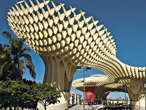 An augmented reality stroll in Seville | Augmented Reality News and Trends | Scoop.it