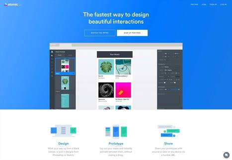 25+ fresh tools for #webdesign   UX   Scoop.it