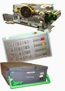 All About ATM: ATM parts – how they work and what are its basic important parts | ATM Service | Scoop.it