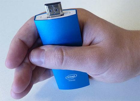 Archos Stick : un mini PC à moins de 100 € | Ressources pour la Technologie au College | Scoop.it