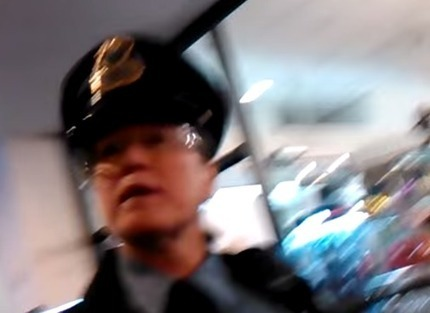 """""""I'm not your brother!"""": Video reveals police's stunning double-standard for black Americans 