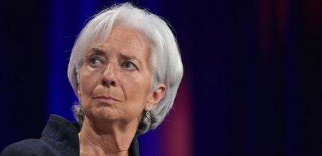 """Pour Christine Lagarde, la sortie de la Grèce de la zone euro est """"une possibilité""""   Marchés - recherche et analyses   Scoop.it"""