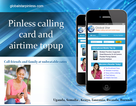 Pinless International Phone Cards at Low Prices | VOIP Solutions | Scoop.it