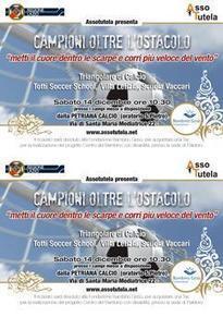 Campioni oltre l'ostacolo   SOS-TAC Palidoro   Scoop.it