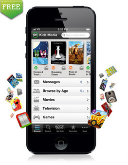 Kid Media | iPad Apps for Middle School | Scoop.it