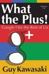 Guy Kawasaki and 10 Experts Chime in on the Value of Google Plus | GooglePlus Expertise | Scoop.it