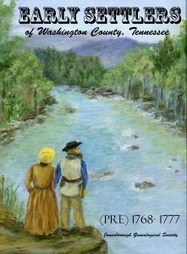 Early Settlers of Washington County, TN Published - 06/19/2014 - Chattanoogan.com | Tennessee Libraries | Scoop.it