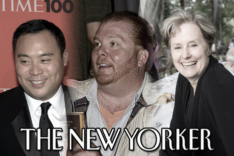 Retrospective on 6 Special Chefs by The New Yorker   All Things Wine and Food!   Scoop.it