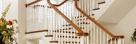 Professional Stair and Riser Painters in Toronto   Paintings   Scoop.it