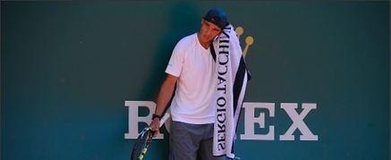 Monte Carlo 2013 : Nadal, accroché comme une moule à son rocher | PK Tennis News | Scoop.it