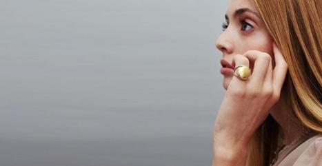 Noël 2013, Virginie Carpentier et ses bijoux en capsule de Champagne à offrir | meltyFashion | Bijoux Extraordinaires | Scoop.it