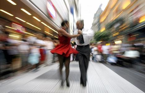How Dancing Changes The Brain | Fitness For All | Scoop.it