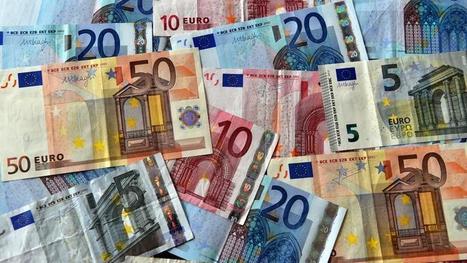 Que sont devenus les 1100 milliards d'euros injectés dans la zone euro ? | Nouveaux paradigmes | Scoop.it
