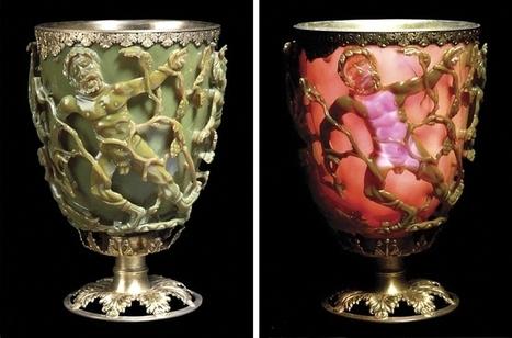 La Copa de Licurgo, nanotecnología romana de hace 1.600 años | Historia Antigua | Scoop.it