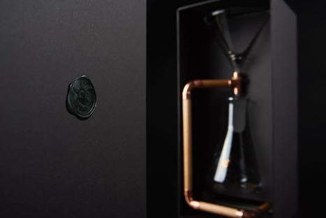 Une machine à café tubulaire pour faire l'alchimiste... | Machines a cafe | Scoop.it