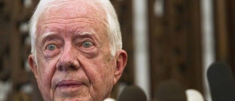 Jimmy Carter to address the Democratic National Convention | Restore America | Scoop.it