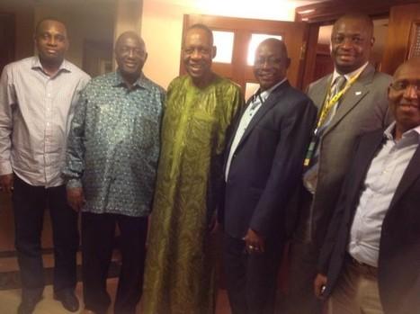 Après l'élection de Kabèlè Camara à la FIFA : la Guinée remercie le Président de la CAF@Investorseurope | Investors Europe Mauritius | Scoop.it
