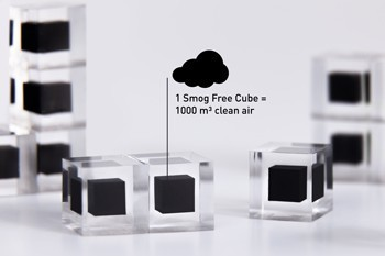 Project SMOG FREE - jewellery from smog and air cleaning towers | An odd mix of stuff | Scoop.it