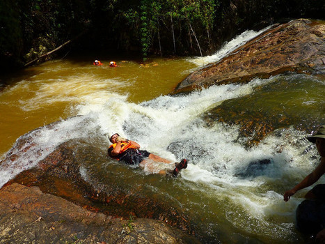Extreme Canyoning in Dalat Vietnam | Adventure Travel | Canyoning | Scoop.it