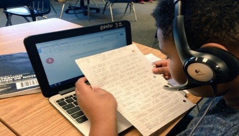 Google Docs Upgrades Voice Typing To Allow Formatting, Editing By Speech | Education Technology | Scoop.it