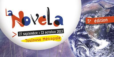 La 5° Novela du 7 au 11 octobre 2013 à La Cantine Toulouse | La Cantine Toulouse | Scoop.it