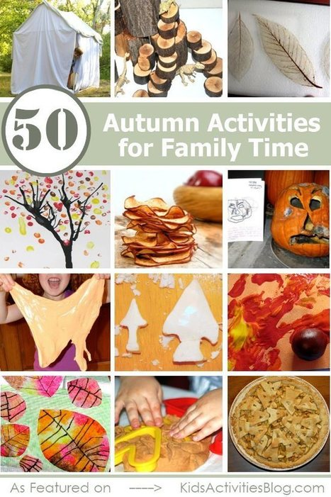 Activities for Autumn | FASHION & LIFESTYLE! | Scoop.it