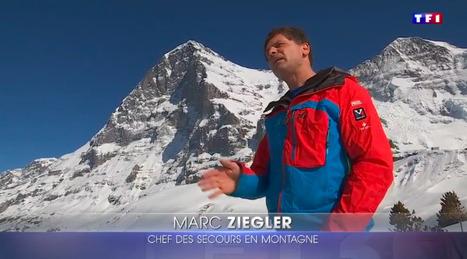 Video: dans les entrailles de l'Eiger, une montagne vertigineuse | Neige et Granite | Scoop.it