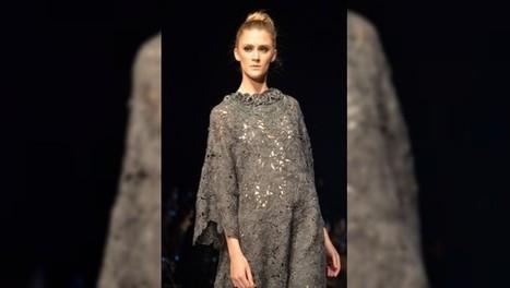 El diseño mexicano en el cierre de Perú Moda 2013 | Diseño de moda latino en la industria internacional | Scoop.it