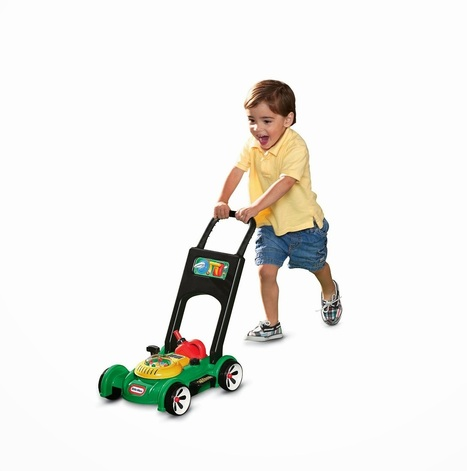 A Secret World for All : awesome mower! | baby stuffs and toys | Scoop.it