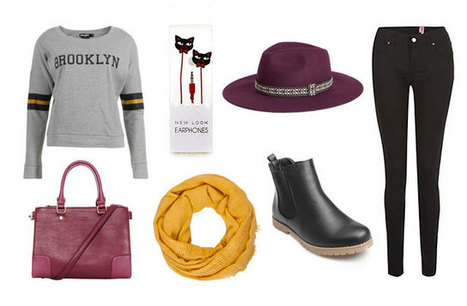 La tenue façon Brooklyn   La mode en France   Scoop.it