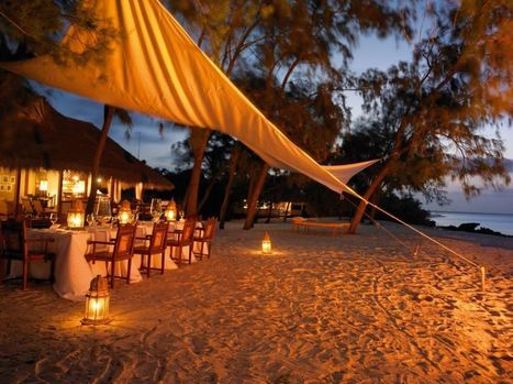 Top 5 Romantic Beach Getaways In Africa | Travel & Leisure | Scoop.it