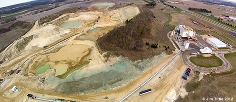 Frac-Sand Mining's Promise of Economic Prosperity Fails to Materialize | EcoWatch | Scoop.it
