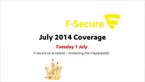 July Coverage (1st) | F-Secure Coverage (UK) | Scoop.it