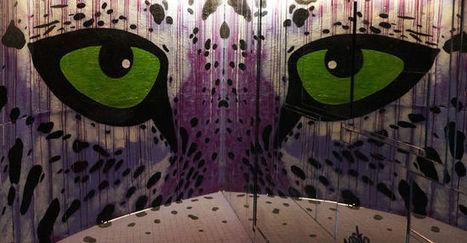 Tour 13 : le street art n'a jamais été si déco - CôtéMaison.fr | Street art | Scoop.it