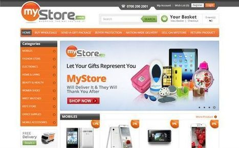 Do you need online store website design packages at effective prices.   Web Design and Development Services   Scoop.it