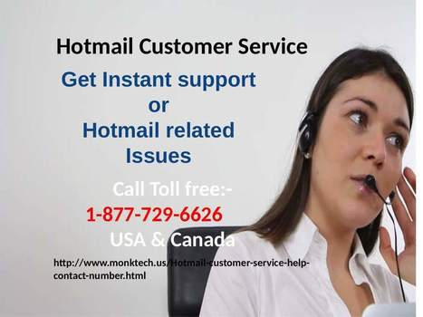 Unable to open or check emails call Hotmail Customer Service help Number 1-877-729-6626 number | Tech support | Scoop.it