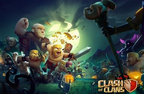How to Play Clash of Clans – Win Gems and Resources | Gaming News | topics by vaguebandit9959 | Scoop.it