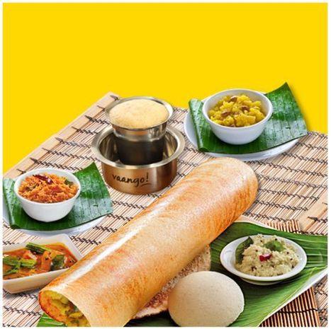 South Indian Food -Vaango | Restaurants | Scoop.it