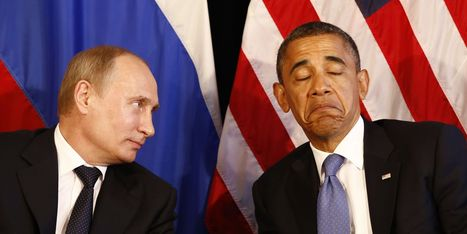 BODY LANGUAGE EXPERT: Putin 'Agitated' Meeting Obama ... | Daily Dose | Scoop.it